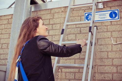 Barandillas y Escaleras - REZ Seguridad en Altura