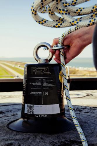 Sobre REZ Seguridad en Altura - Trabajos verticales en España